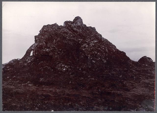 The Hornito above Gjábakki (near Þingvellir).