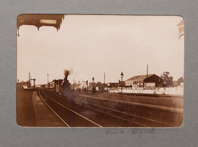 Vintage Railway Album: 7 - Prince Leopold at Harrow & Wealdstone station