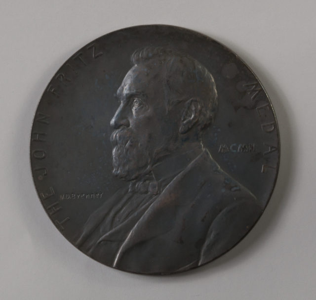 The John Fritz Medal for Scientific and Industrial Achievement