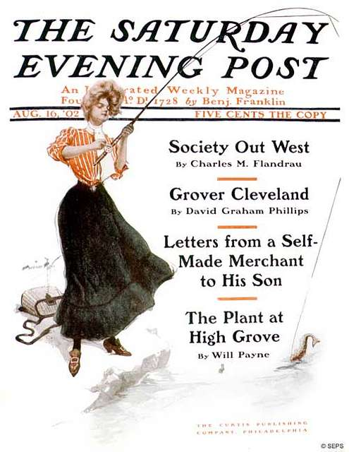 Saturday Evening Post 1902-08-16