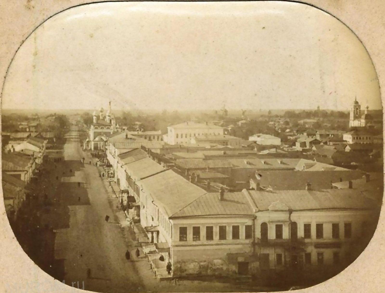 Murom, Ascension street. 1900