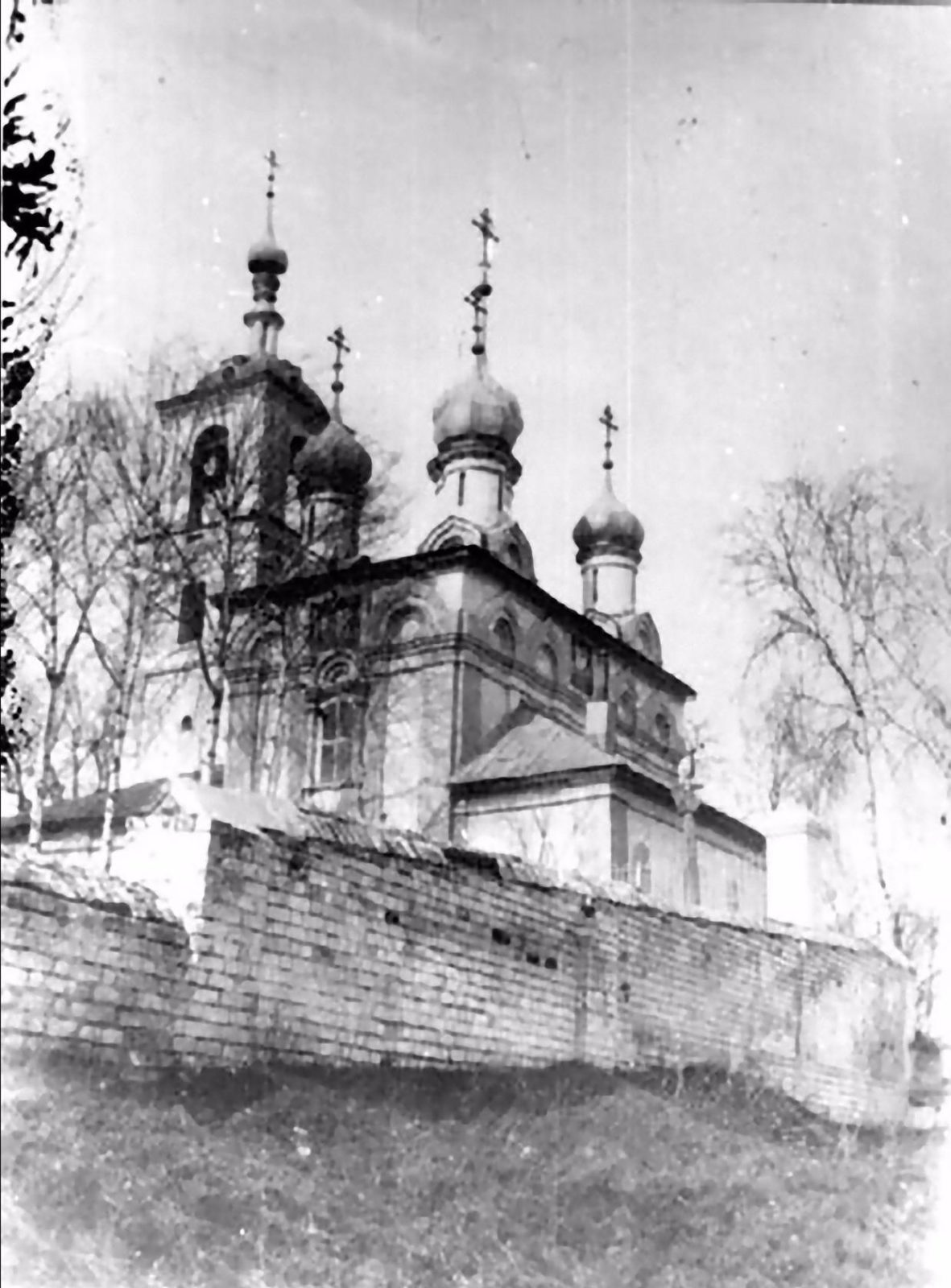 Murom, Church of St. George.