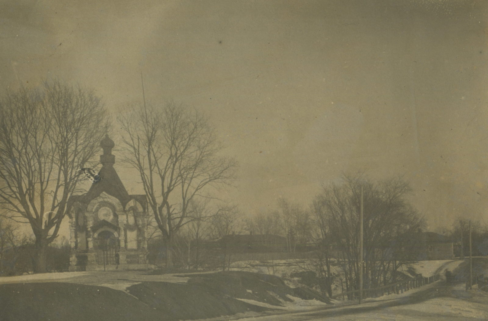 Murom, St. Michael's Chapel. 1910's.
