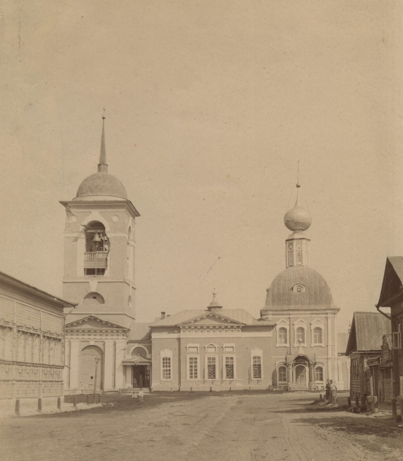 Murom, Vladimir Province, Russia, Church of the Assumption.