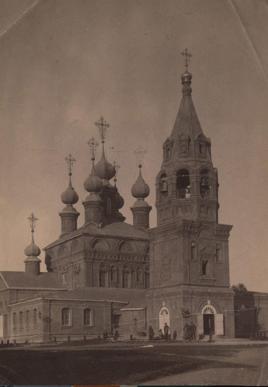 Nikolo-Mozhaisk church. Murom, Vladimir Province, Russia