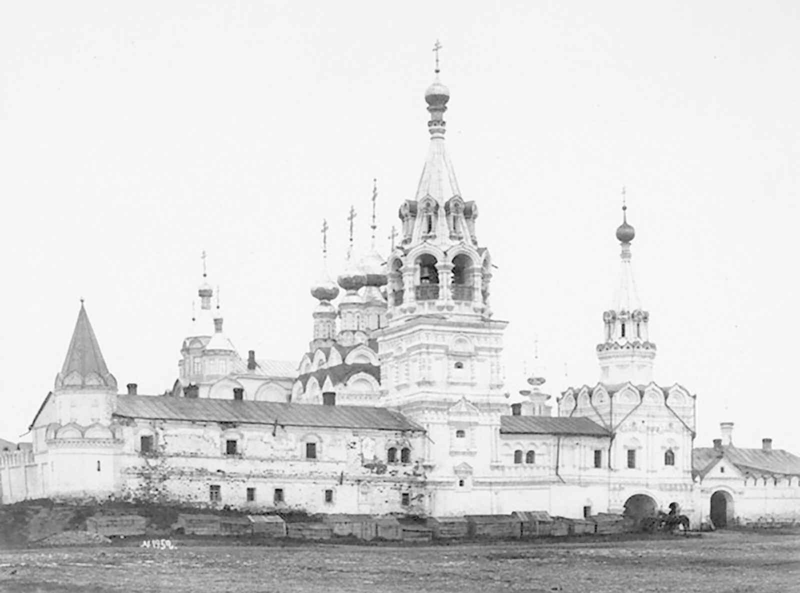The Holy Trinity convent. Murom, 1900s