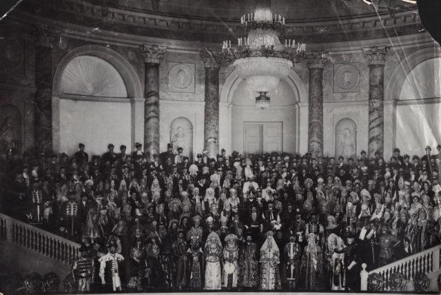 Costume Ball 1903