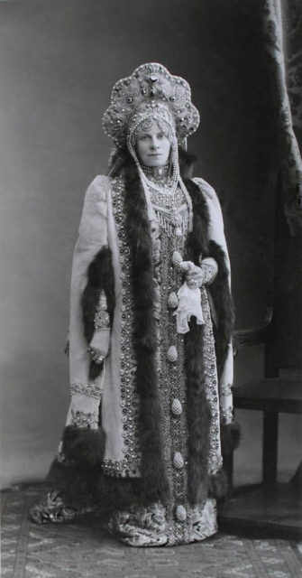 Elisaveta Felixsonna Lazareva
