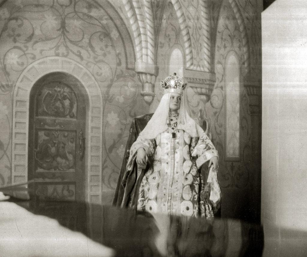 Empress Alexandra Feodorovna. 1903.