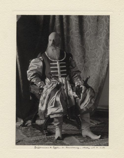 Grand Duke Mikhail Nikolaevich