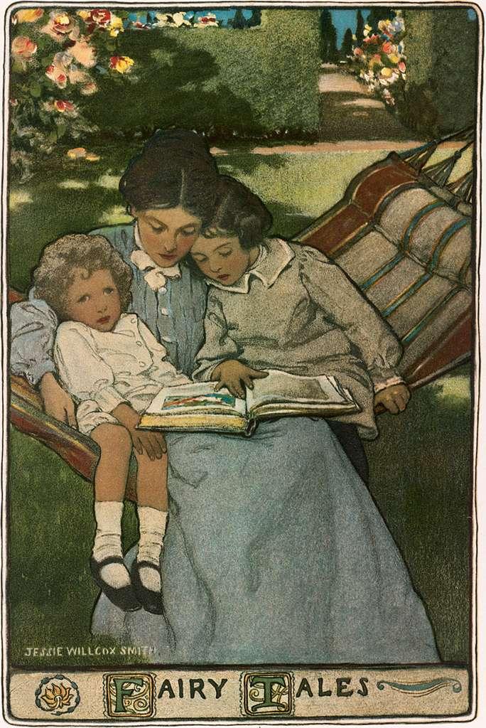 Jessie Willcox Smith 'A Mother's Days' - 'Fairy Tales' 1903