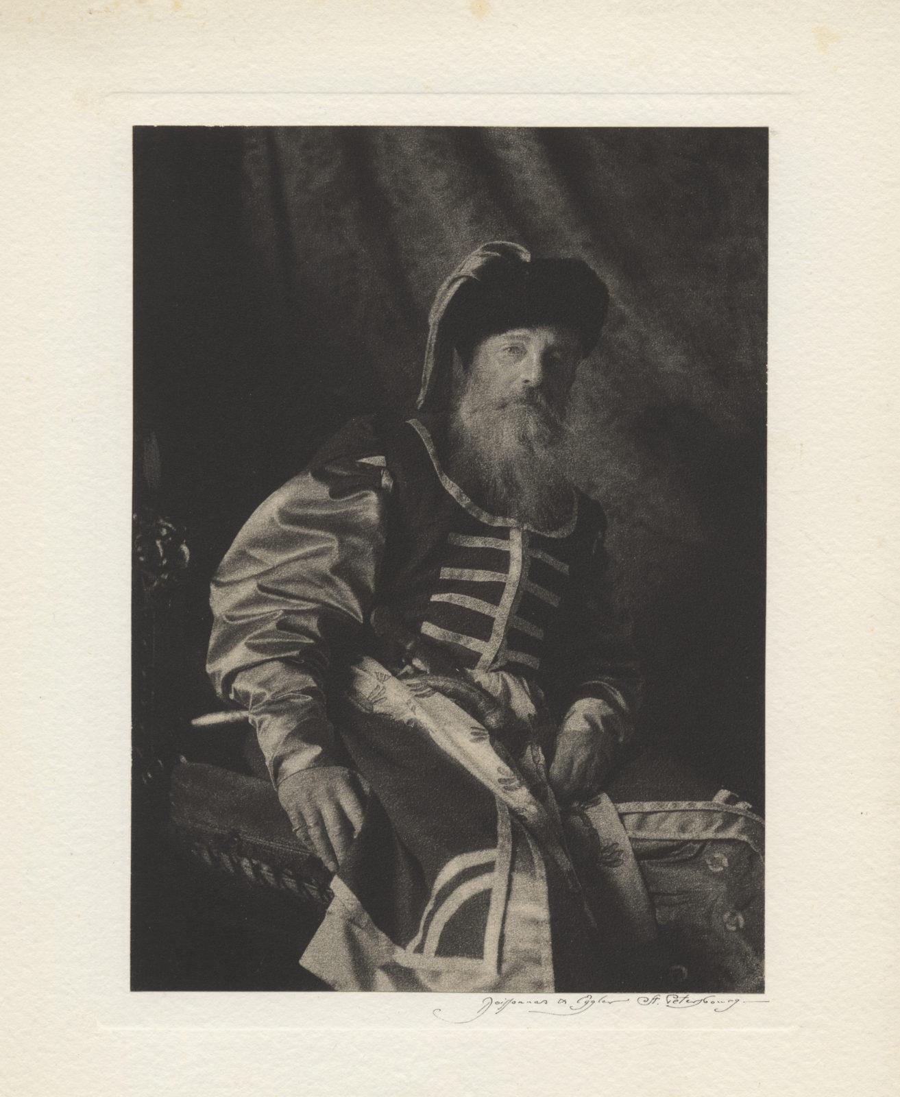 Portrait de Michel Nikolaïevitch, grand-duc de Russie