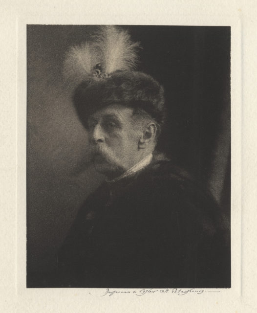 Portrait of Count Adolf Andreas Woldemar Freedricksz, Grand Marshal of the Russian Imperial Court