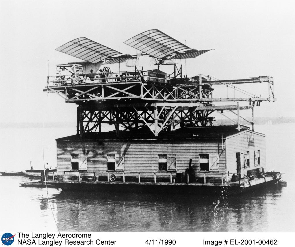 The Langley Aerodrome