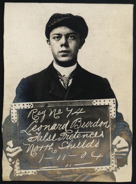 Leonard Burdon