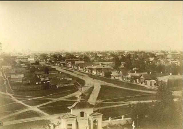 1st Cemetery Street, Ivanovo - Textile Center of Russian Empire