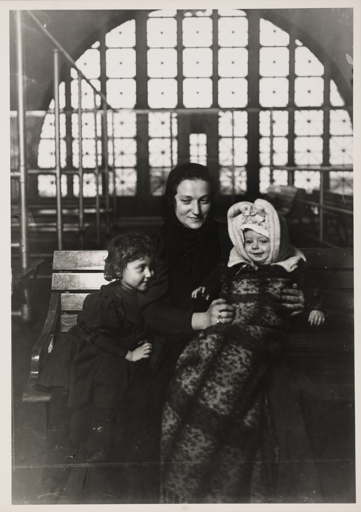 Ellis Island Immigrant Portraits
