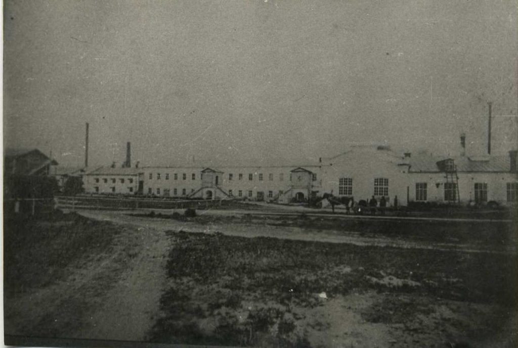 Factory of merchants Solovyovs - Kirzhach, Russia