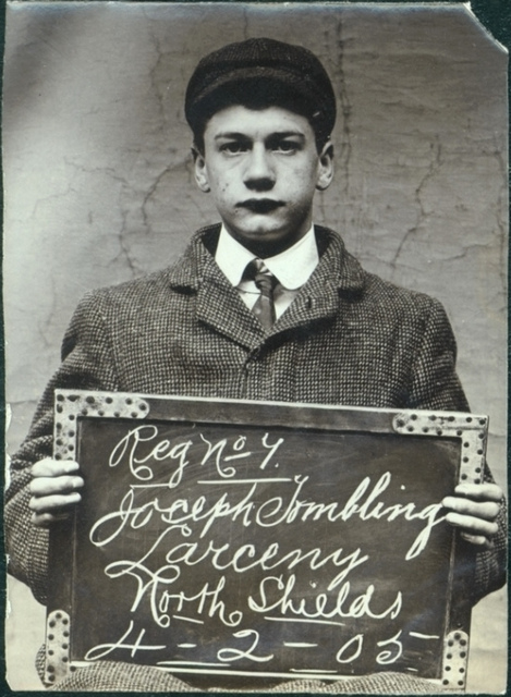 Joseph Tombling, arrested for obtaining money by false pretences