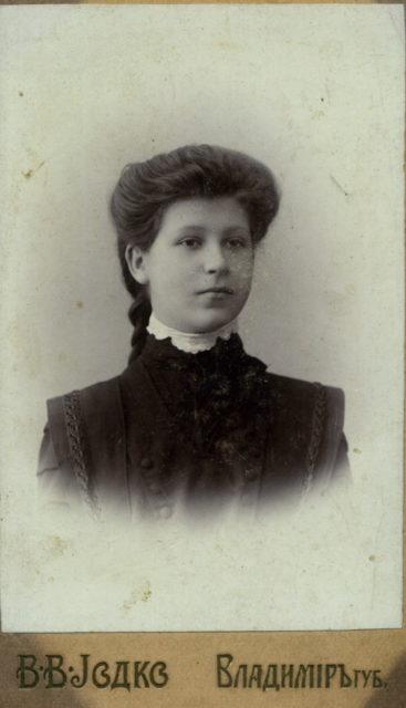 Murom, Alexandra Viktorovna Rozhdestvenskaya. 1901-1905