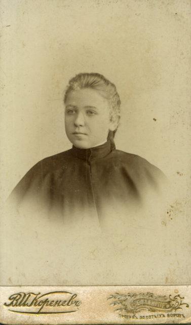 Murom, Olga Viktorovna Popova. 1903-1905
