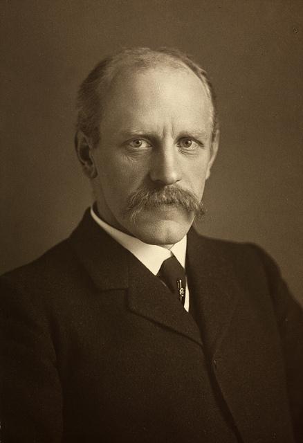 Portrett av Fridtjof Nansen, ca. 1905