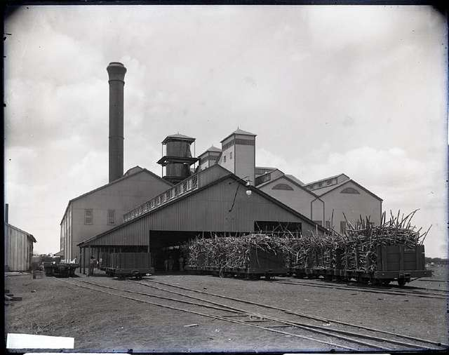 Unidentified sugar mill, sec5 no41 0001, photograph by Brother Bertram