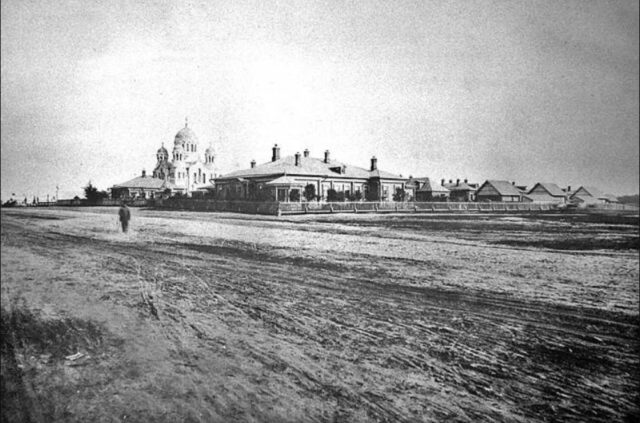 Vsesvyatskaya street, Ivanovo - Textile Center of Russian Empire
