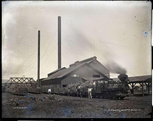 Wailuku Sugar Mill (2), photograph by Brother Bertram