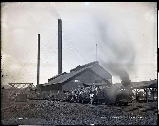 Wailuku Sugar Mill (3), photograph by Brother Bertram