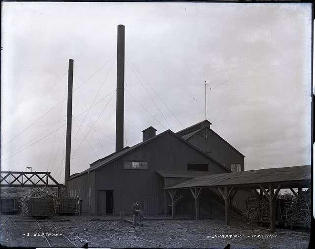 Wailuku Sugar Mill (4), photograph by Brother Bertram