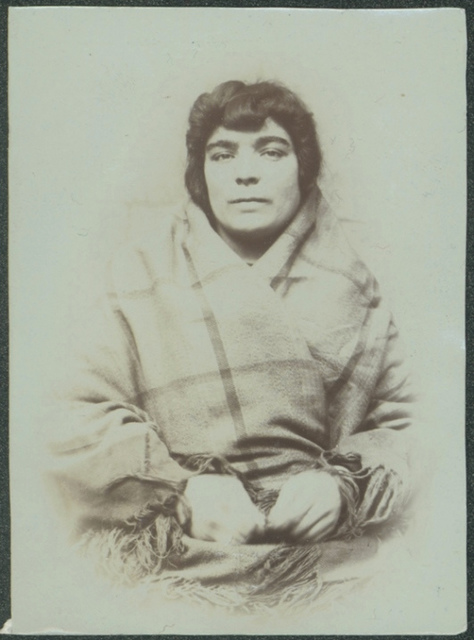 Elsie Newlands alias O'Reilly, arrested for stealing boots
