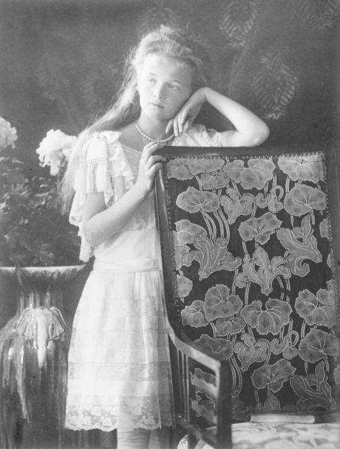 Grand Duchess Olga 1906