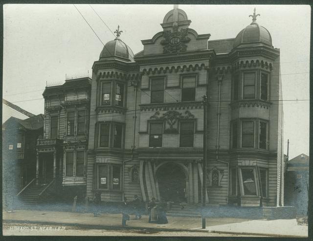 Howard St. Near 18th.