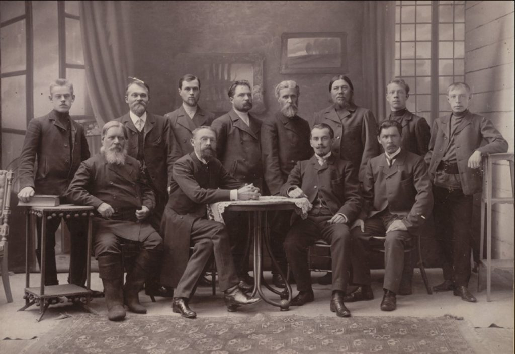Murom, Representatives Muromsky merchants and middle class. 1903-1906