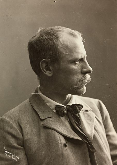 Portrett av Fridtjof Nansen (1861-1930), 1906