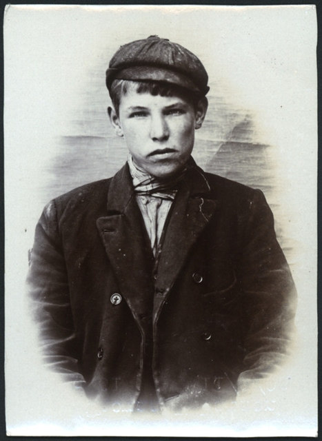 Thomas H. Watson, arrested while preparing to commit a crime