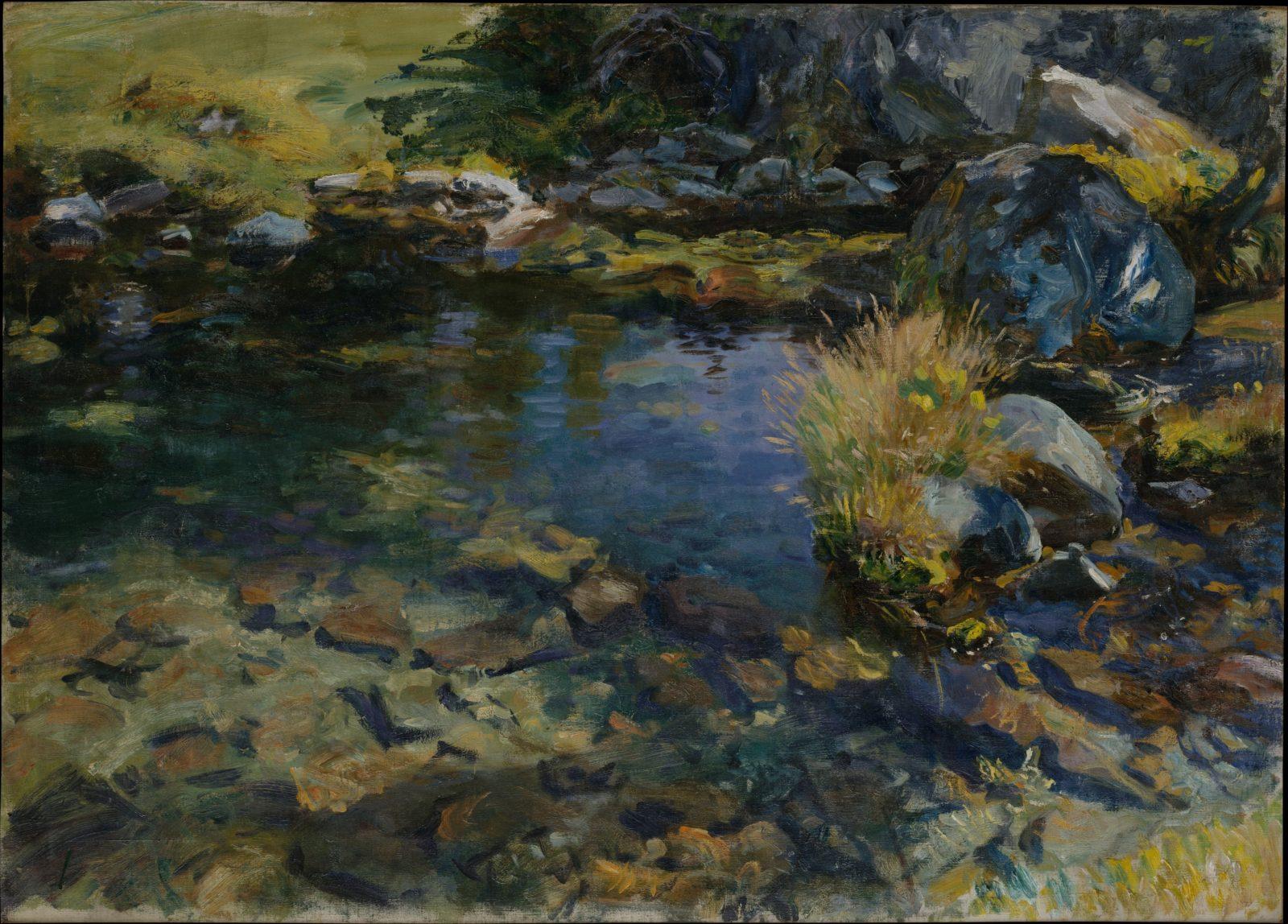 Alpine Pool