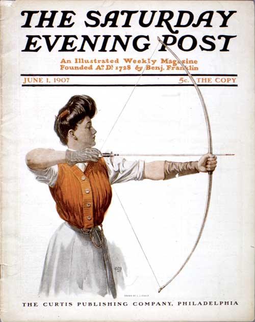 Saturday Evening Post 1907-06-01