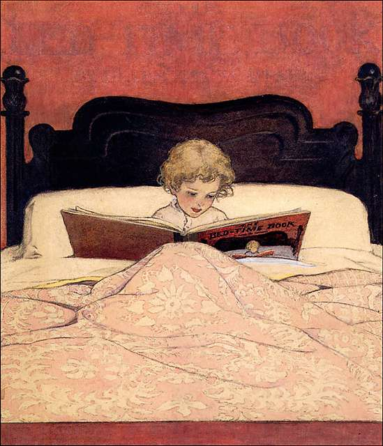 Jessie Willcox Smith 'The Bed-Time Book' 1907