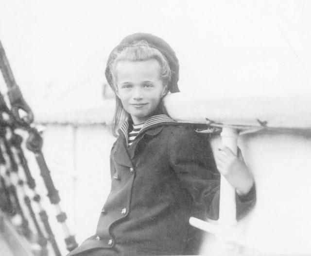 Olga Nikolaevna 1907