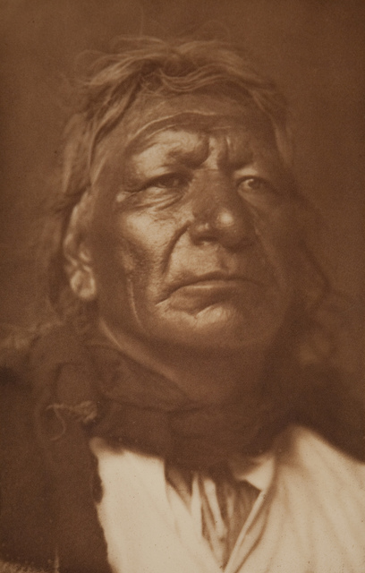 Stands First - Oglala