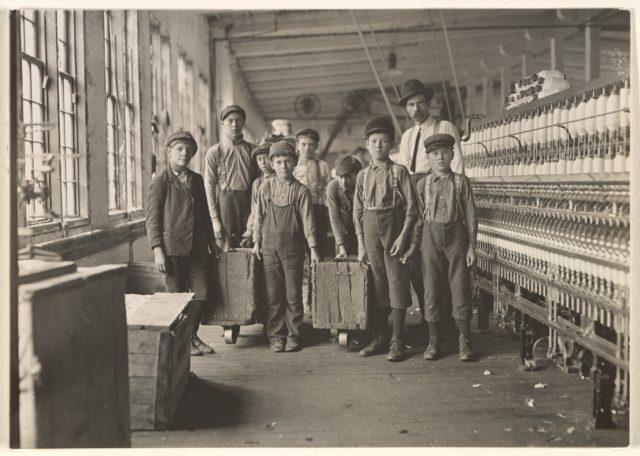 Mill Children #440, South Carolina