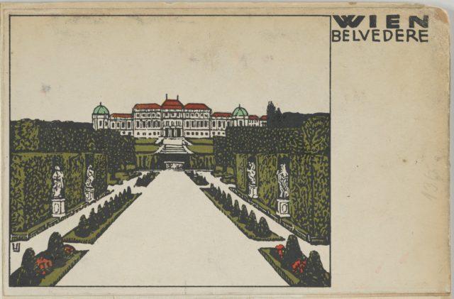 Vienna: Belvedere