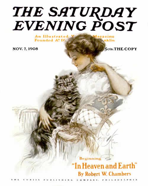 Saturday Evening Post 1908-11-07