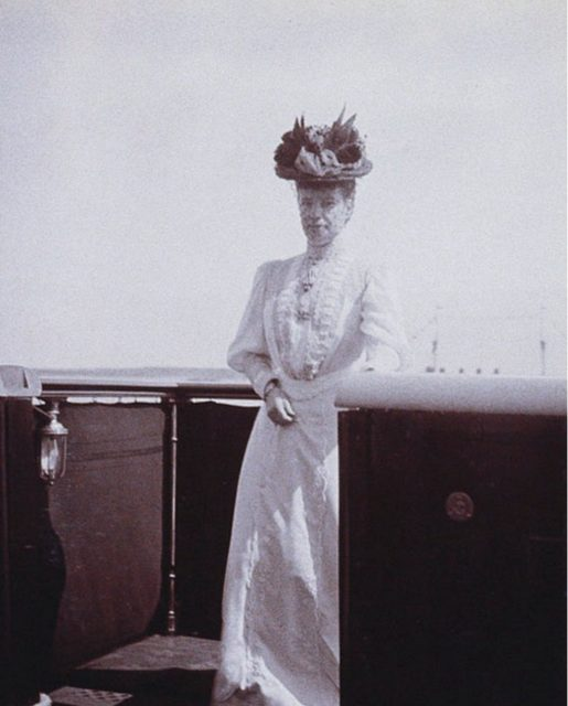 Dowager Empress Maria