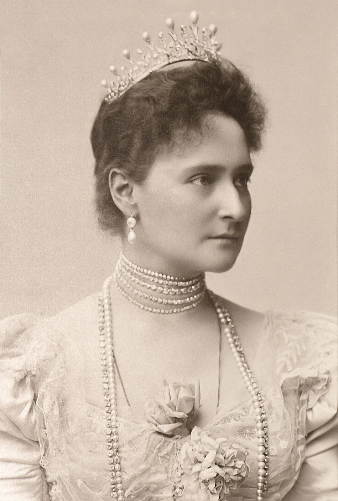 Empress Alexandra Feodorovna. 1898.