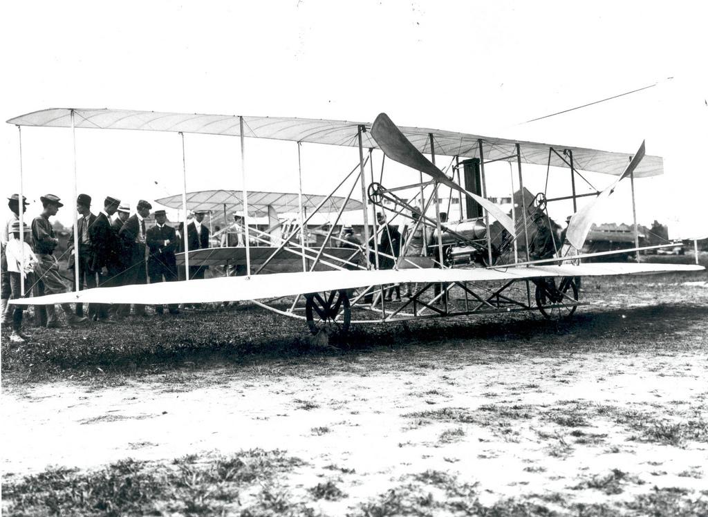 Wright Flyer Test Flights at Fort Myer, VA