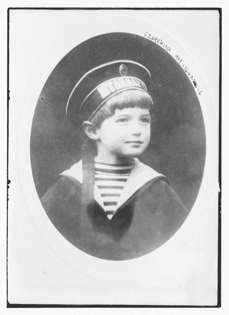 Czarewitch, 1909  (LOC)