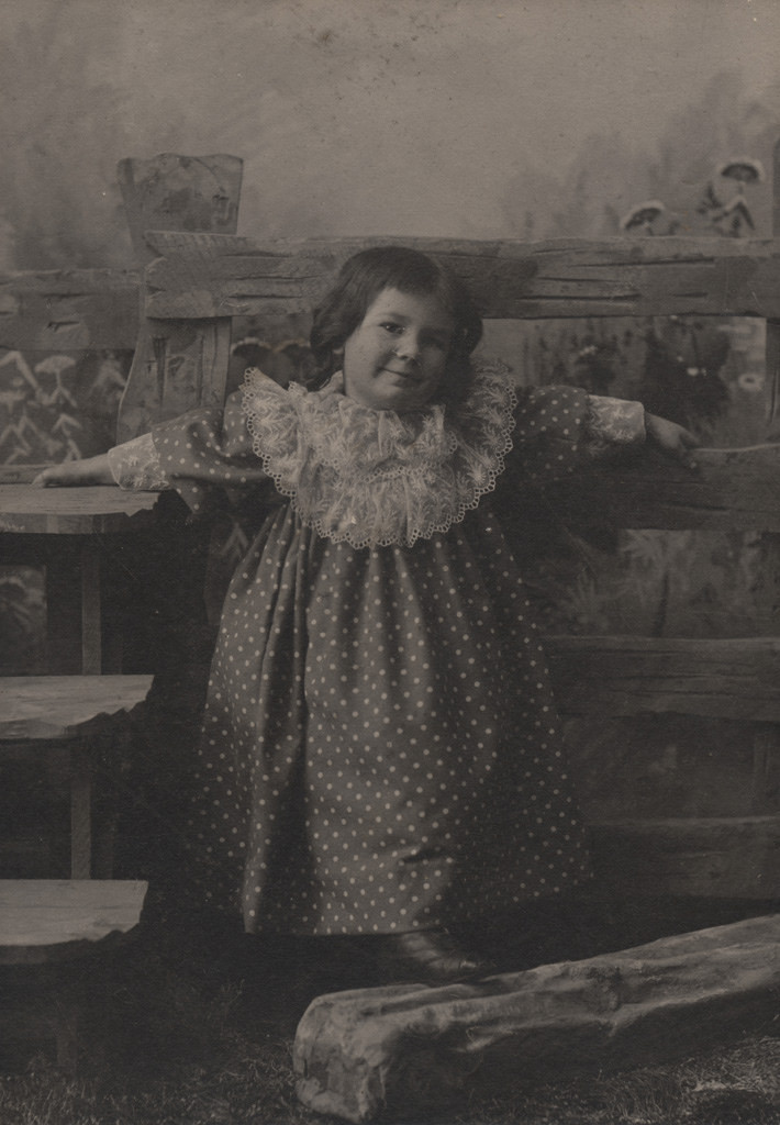 Baby Floe Sallows , date unknown